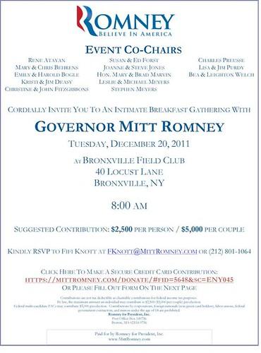 Romney invite 122011