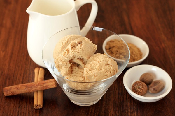 Gingerbread Ice Cream