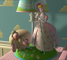 12 Dec 20 - 03 - Bo Peep - Inspiration