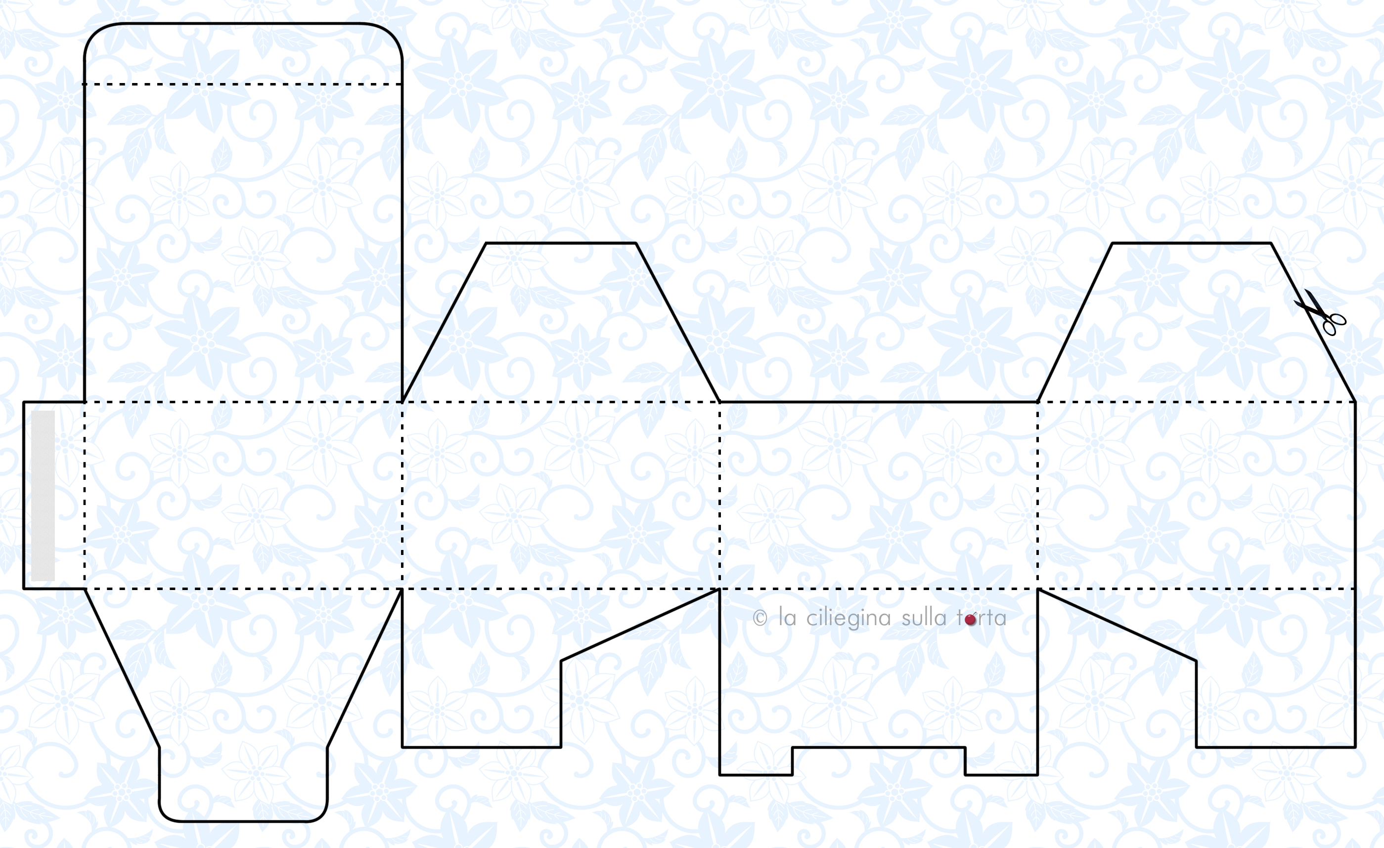 spesso Creare Una Scatola Di Cartone QL83 » Regardsdefemmes JK46