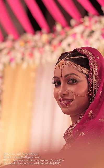 Bangladeshi wedding