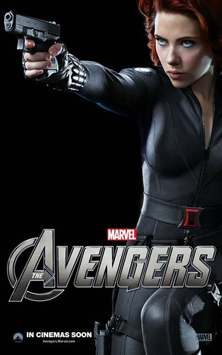 The Avengers (Black Widow)