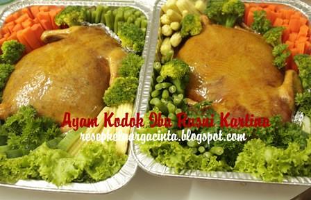 Ayam Kodok ibu Rusni