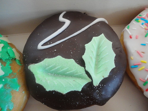 Dunkin' Donuts Navidad