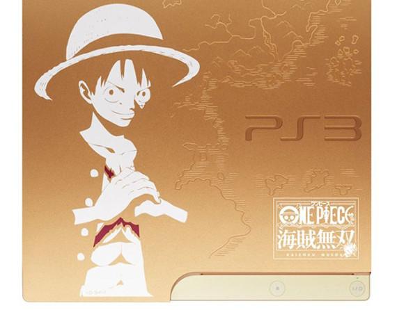 OtaGeek - SONY apresenta o novo PS3 de One Piece