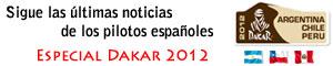 Especial Dakar 2012