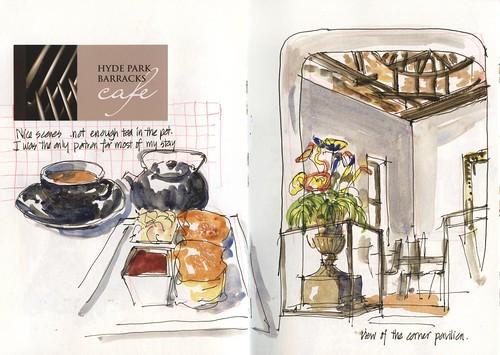 Summer! 24SA_04 Morning Tea HPB Cafe
