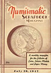 Numismatic Scrapbook Magazine 1947-07-20