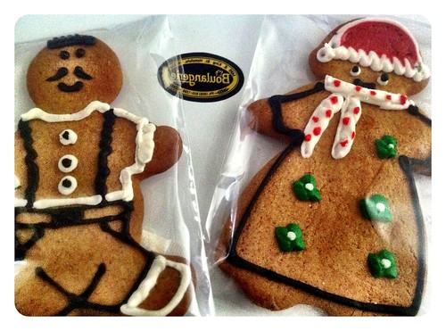 more gingerbread!