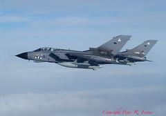 Tornado GR.4A ZA395 'N' & ZA373 'H' II(AC) Sqn 08-10-02