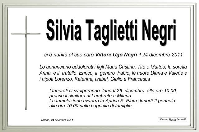 Taglietti Negri Silvia