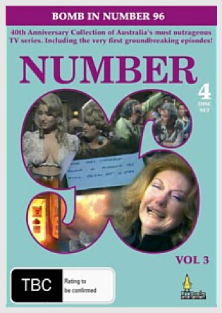 Number 96 boxed set, vol 3