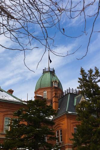 Hokkaido 2011 - Sapporo - 北海道庁旧本庁舎 (5)