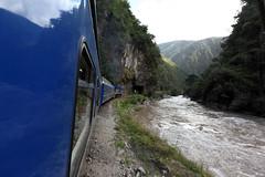 Sacred Valley train trip