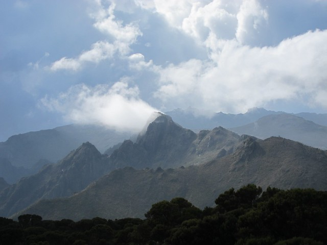 Day 2: Shira Peaks