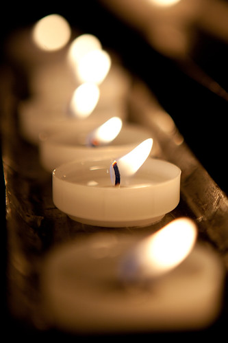 923/1000 - Candle by Mark Carline