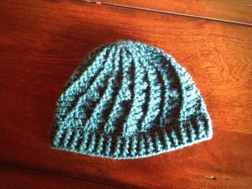 Divine Hat - Crochet