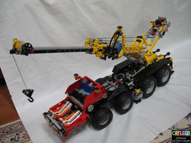 Offroad Lifting Crane (5)