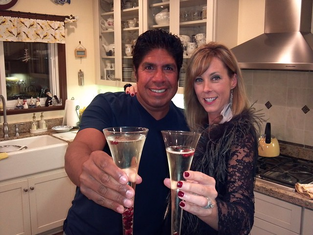 Happy New Year, Gordon Vasquez, Kimberly Vasquez