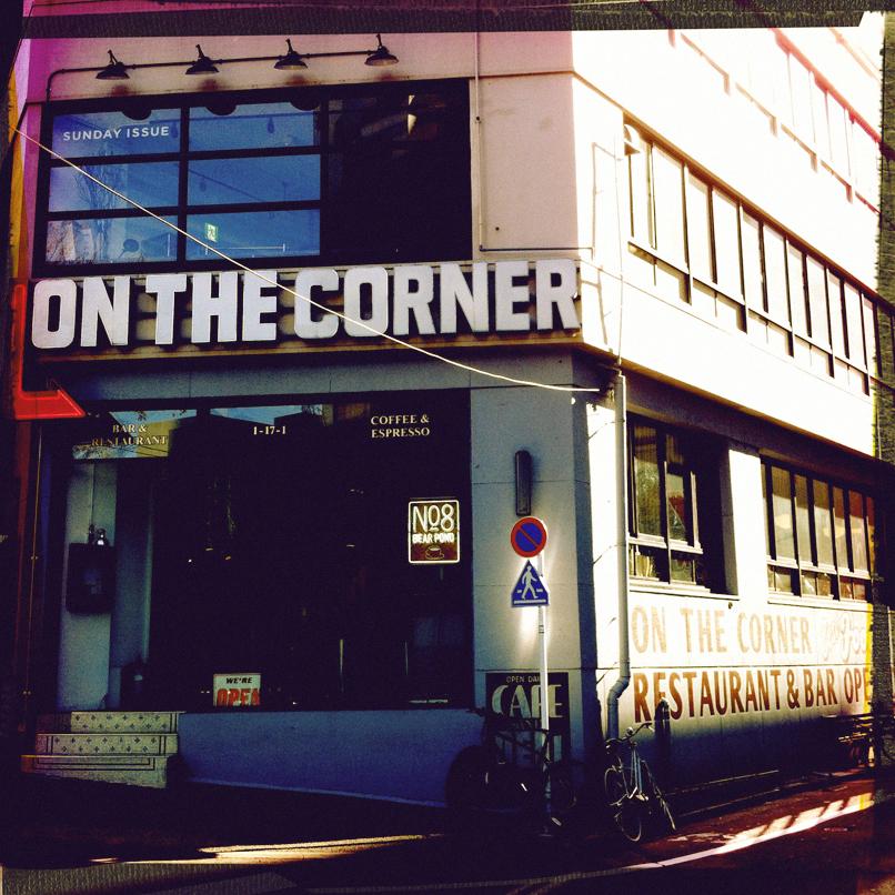 on the corner 5