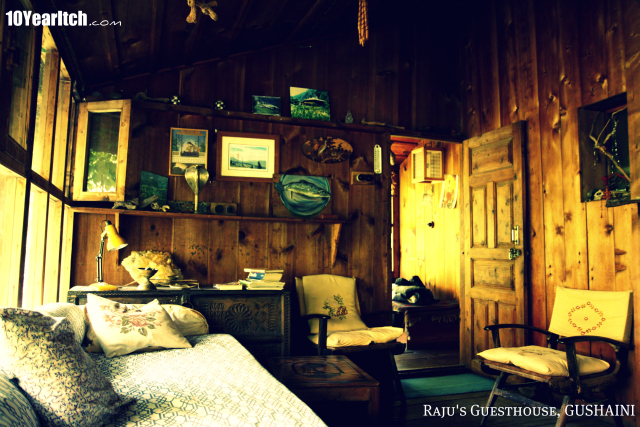 raju's guest house