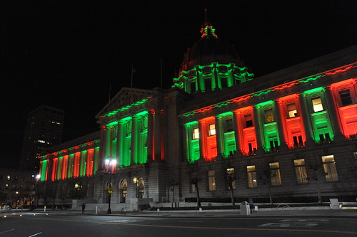 Christmas @ City Hall, San Francisco