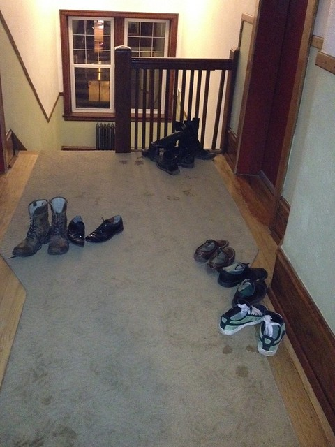 Shoes OUTSIDE