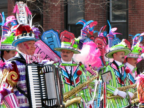 Philadelphia Mummers Parade 2