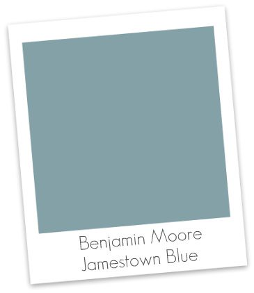 Ben Moore Jamestown Blue