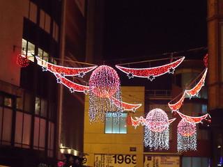 Christmas lights - Cherry Street