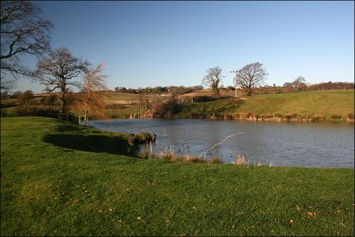 The River Brede, near Icklesham