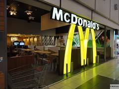 McDonald's Anderlecht Drève Olympic 15 C.C. Cora (Belgium)