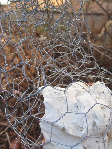Clay and Chicken Wire