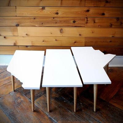 Gus* Modern Nesting Tables