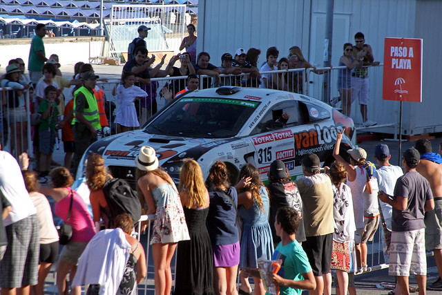 Largada Rally Dakar 2012 48