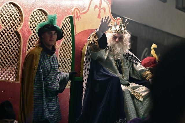Los Reyes Magos de Calafell
