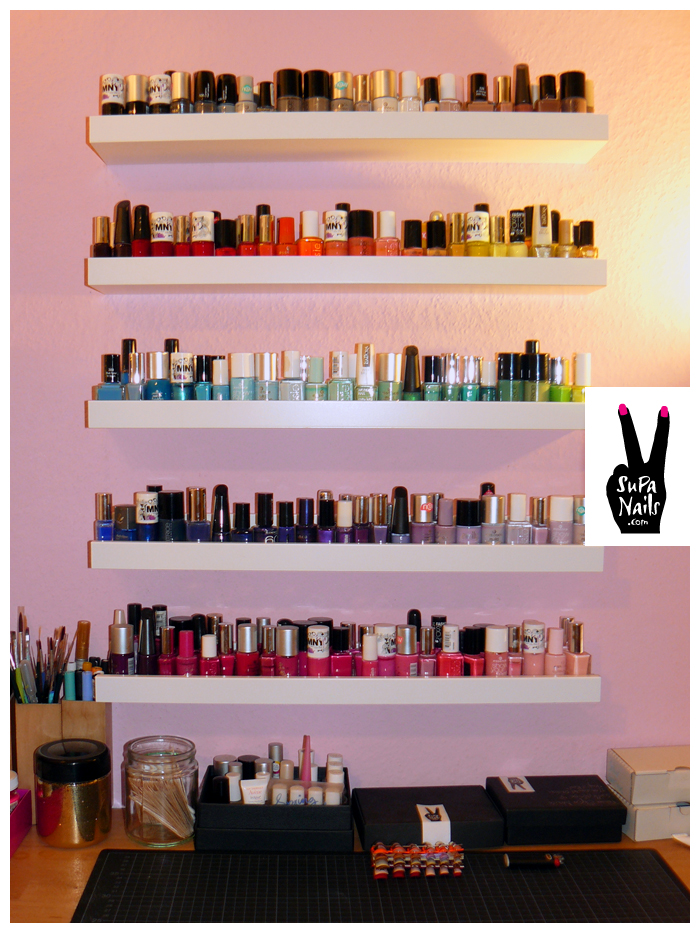 Colors make me happy. BTW. feel free to send me... - SuPa Nails