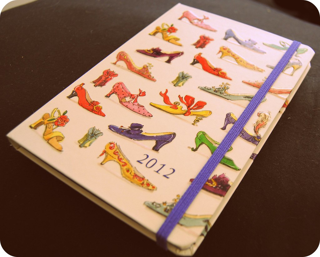 2012 Daily Planner
