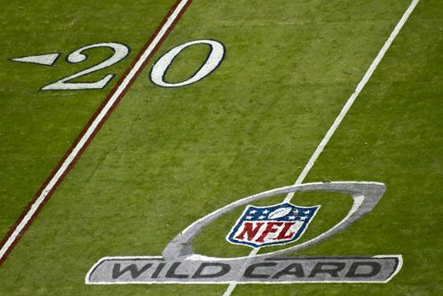 2012-13 NFL Wild Card
