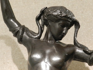 « Danseuse aux serpents » par Paul Landowski