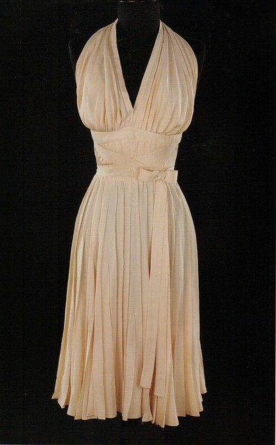 "Original Dress from ""The Seven Year Itch"""