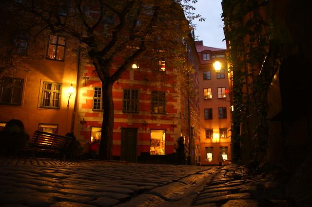 Stockholm Oktober 2011 (Schweden)