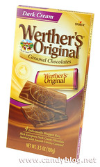 Werther's Original Caramel Chocolates - Dark Cream
