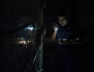 Nos électriciens à votre services