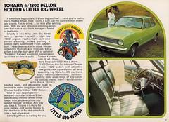 1973 Holden Torana 1300 DeLuxe