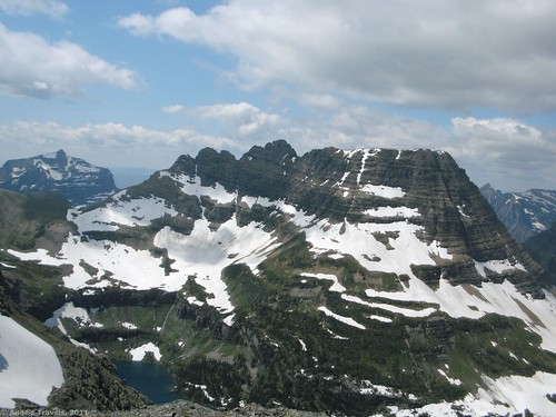 Reynolds Mountain Trail, Glacier National Park, Montana