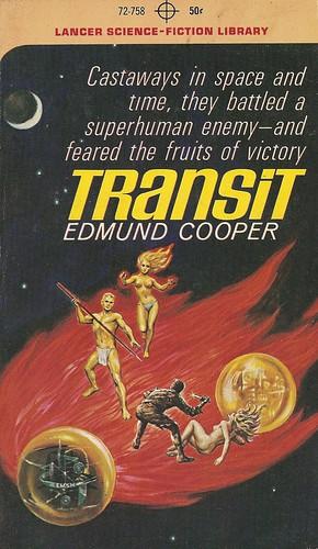 Edmund Cooper - Transit (Lancer 1964)