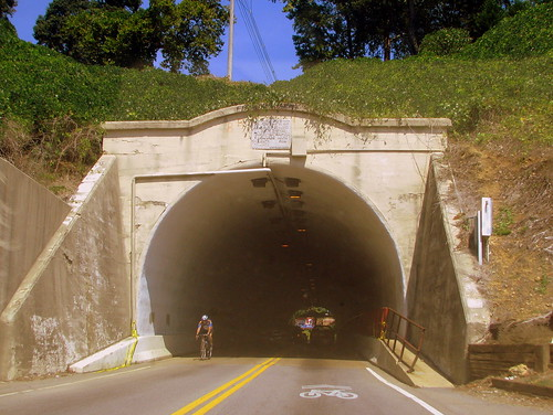Stringers Ridge Tunnel - Chattanooga