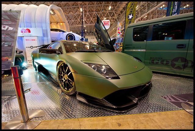 Tokyo Auto Salon Vehicles-404