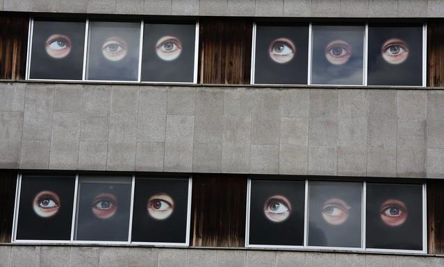 Ollos que te miran